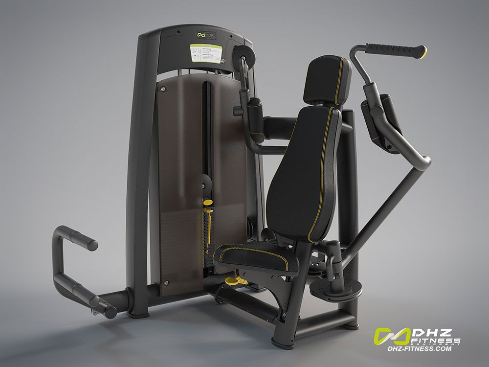 DHZ Fitness Allant A813 Баттерфляй