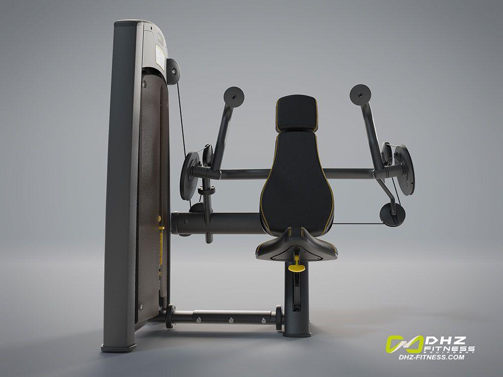 DHZ Fitness Allant A845 Трицепс-машина Французский жим