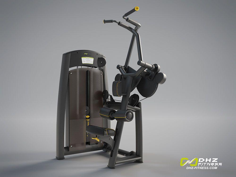 DHZ Fitness Allant A849 Тяга сверху