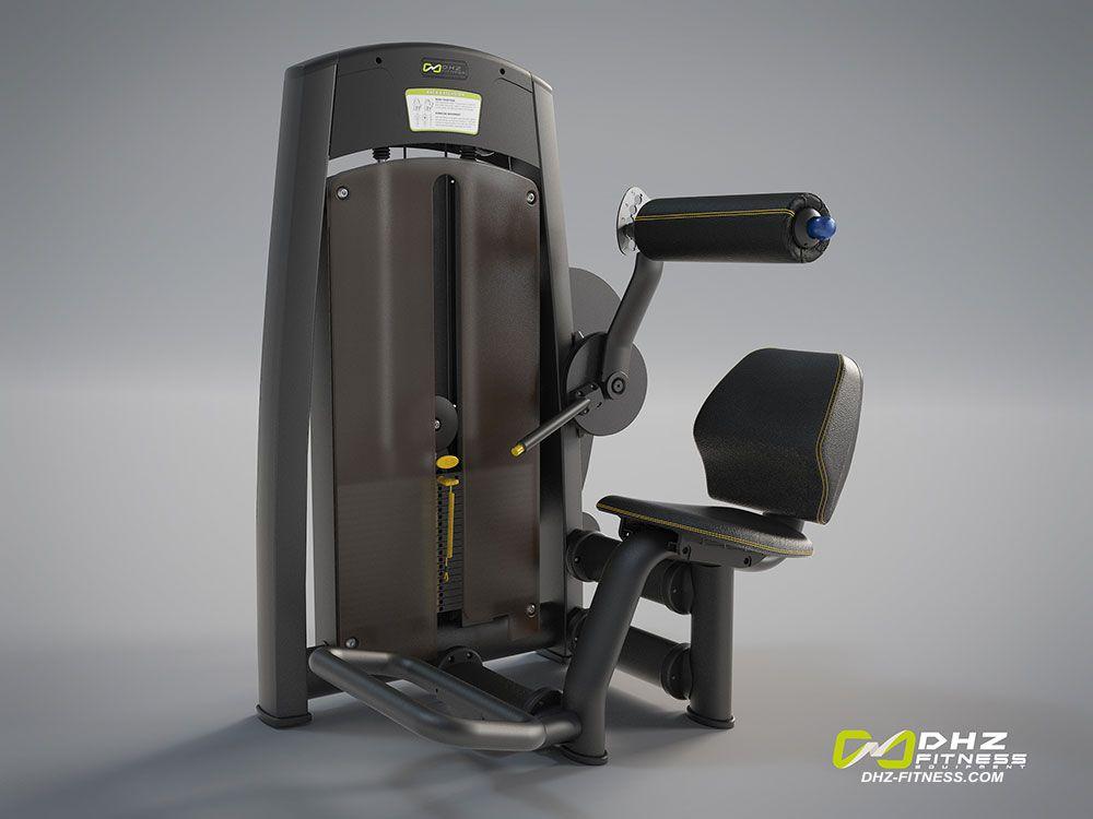 DHZ Fitness Allant A858 Отведение спины