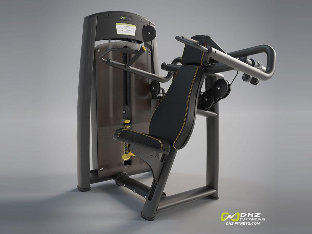 DHZ Fitness Allant A869 Жим от плеч
