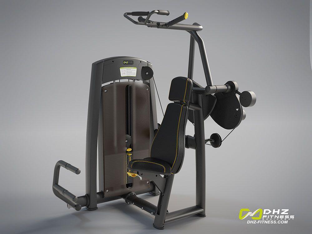 DHZ Fitness Allant A871 Тяга сверху
