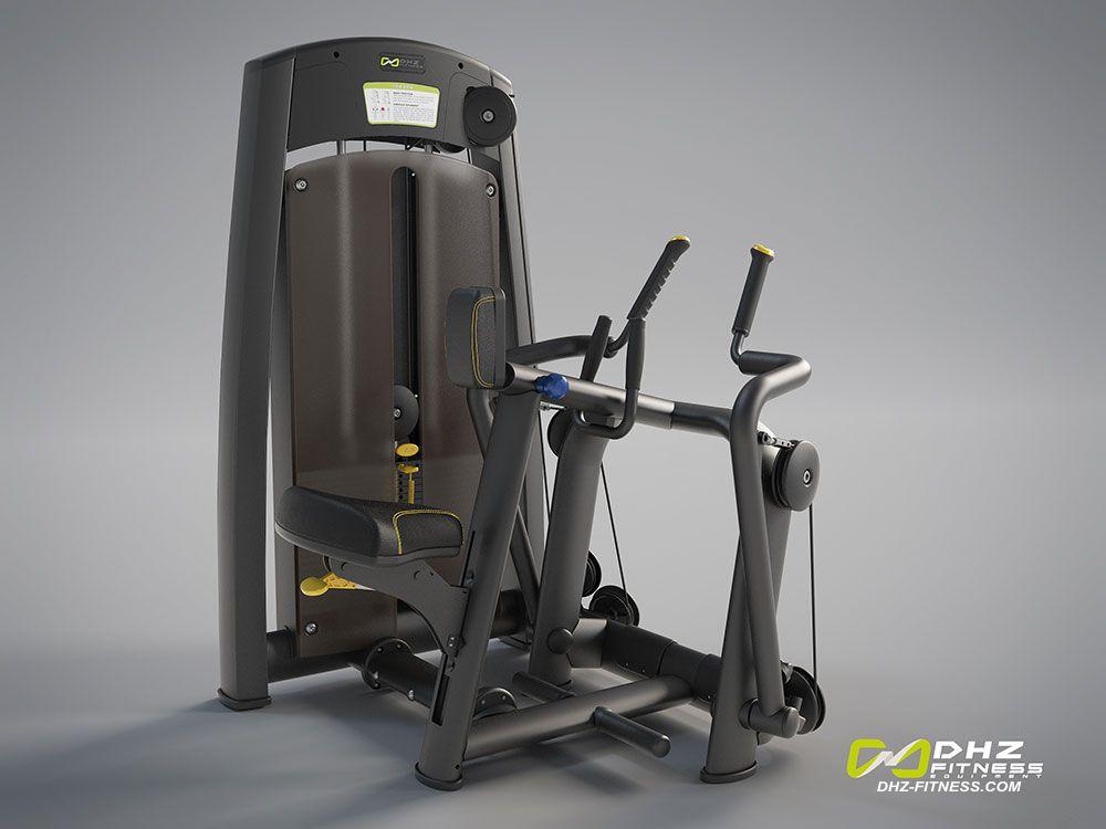 DHZ Fitness Allant A880 Тяга с упором в грудь