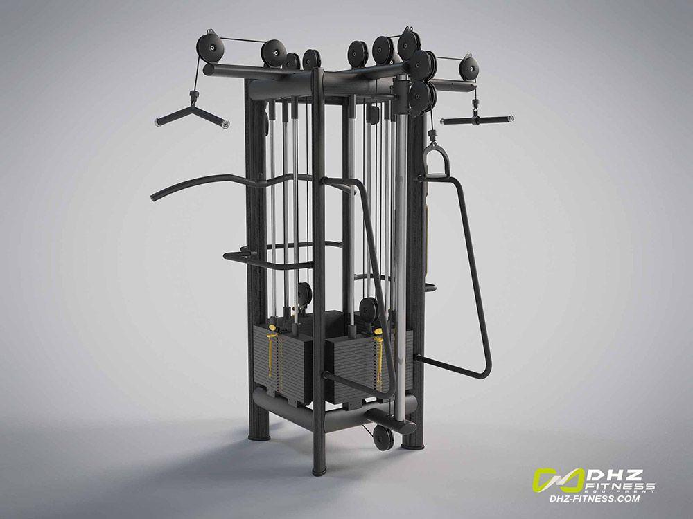 DHZ Fitness Allant A882 Блочная силовая станция