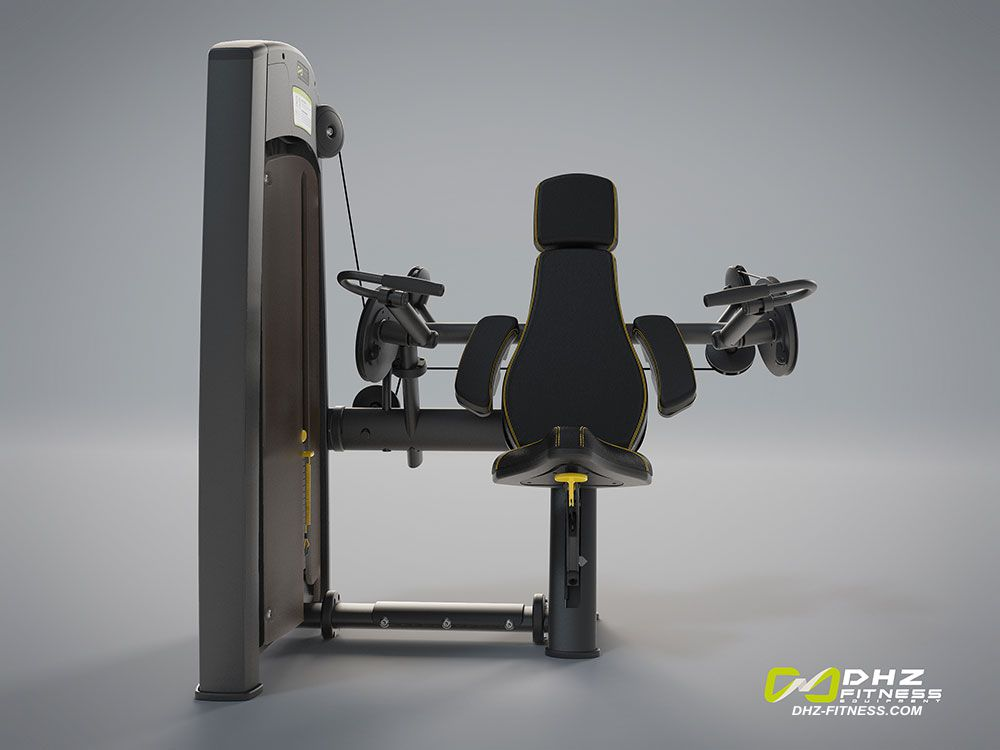 DHZ Fitness Allant A892 Подъемы на бицепс