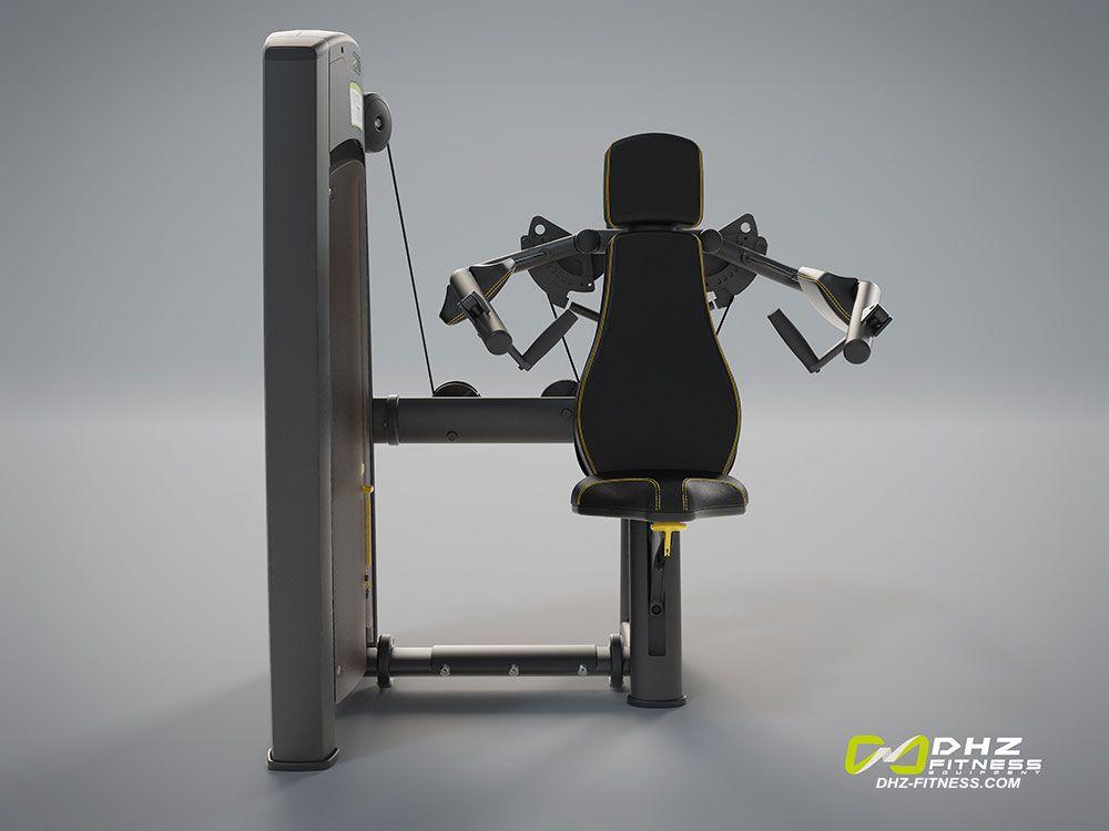 DHZ Fitness Allant A893 Дельтовидные разводка