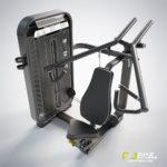 DHZ Fitness Fusion Pro E7006 Жим от плеч