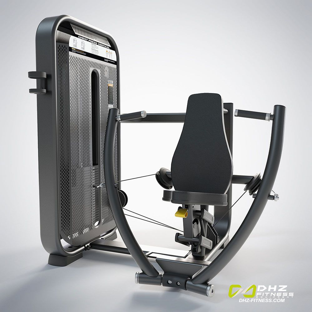 DHZ Fitness Fusion Pro E7008 Жим от груди