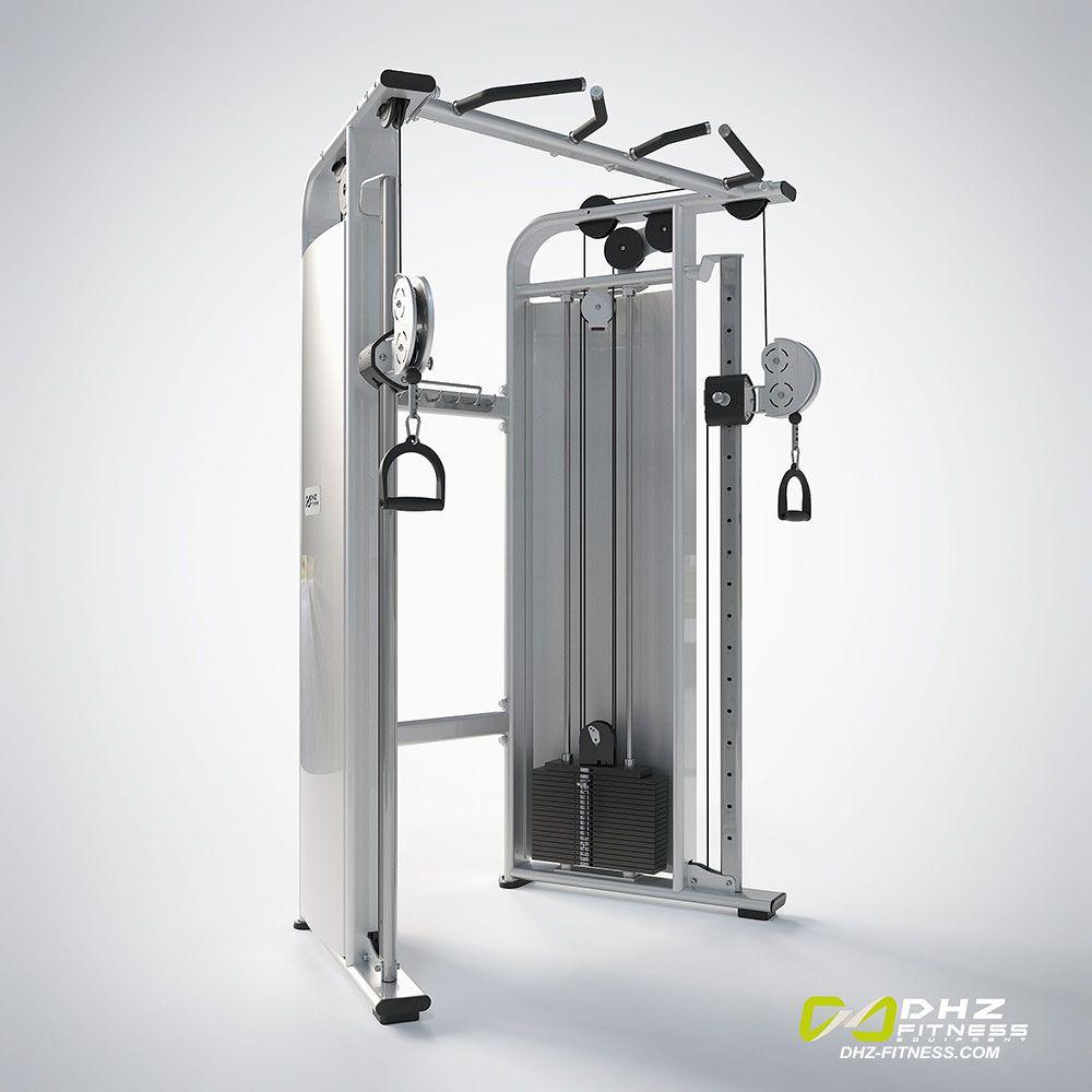DHZ Fitness Fusion Pro E7017 Кроссовер угловой