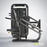 DHZ Fitness Fusion Pro E7026 Трицепс-машина отжимание