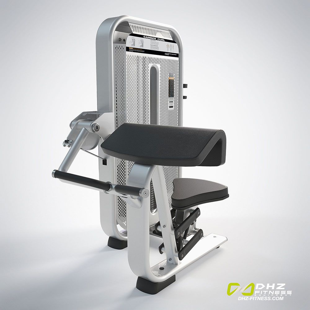 DHZ Fitness Fusion Pro E7030 Бицепс-машина
