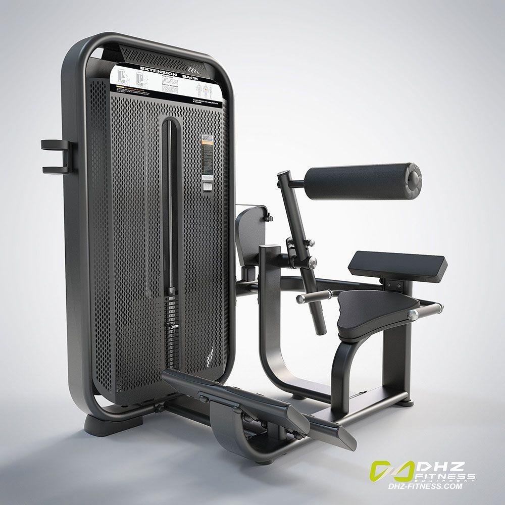 DHZ Fitness Fusion Pro E7031 Разгибание спины
