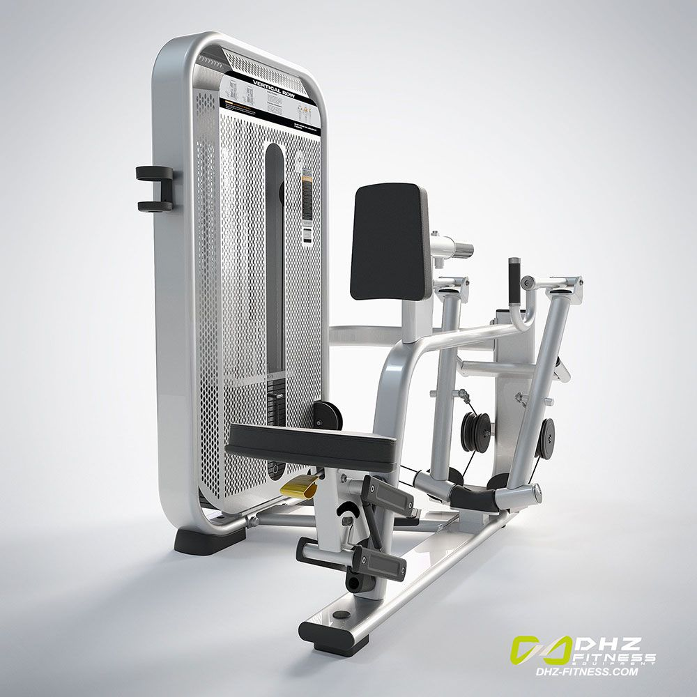 DHZ Fitness Fusion Pro E7034 Тяга с упором в грудь