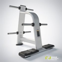 DHZ E-7054 Стойка для олимпийских дисков (Vertical Plate Tree)
