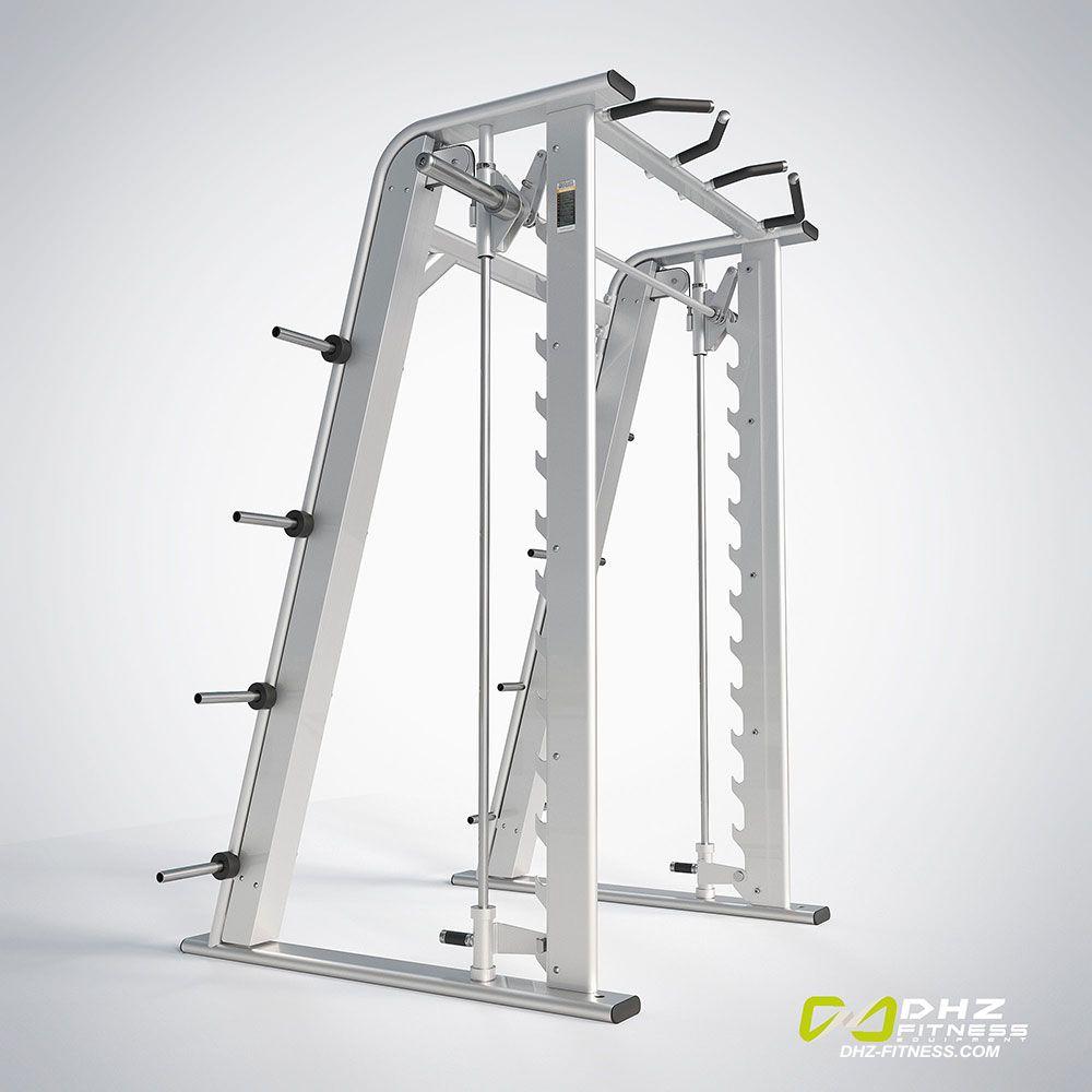 DHZ Fitness Fusion Pro E7063 Машина Смита