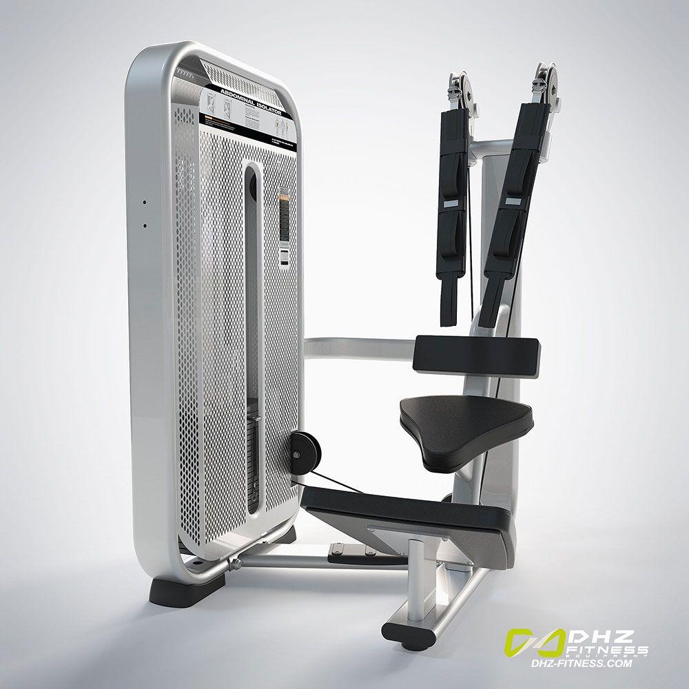 DHZ Fitness Fusion Pro E7073 Пресс-машина