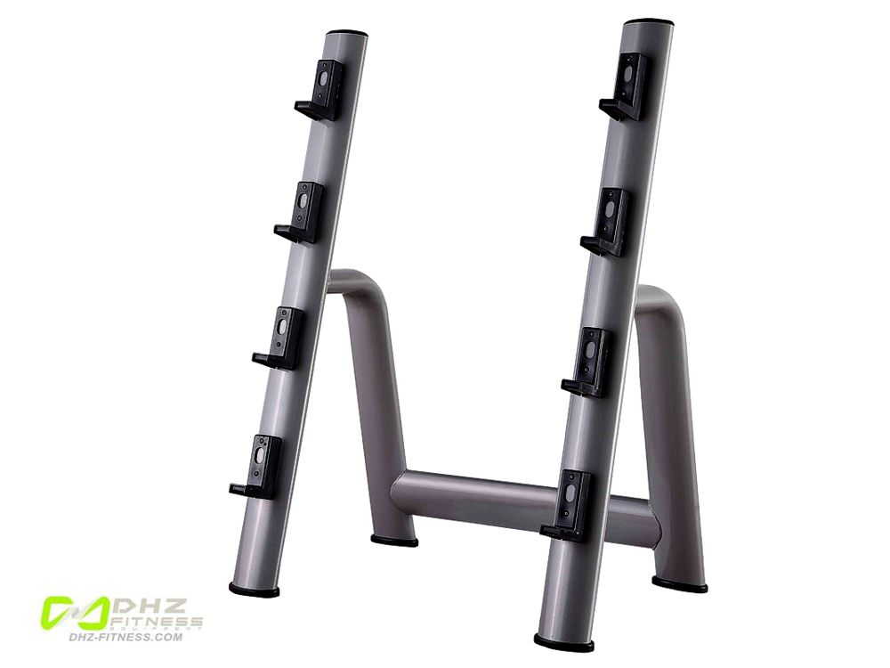 DHZ Fitness Allant A800 A809 Стойка для фиксированных штанг и грифов 4 шт