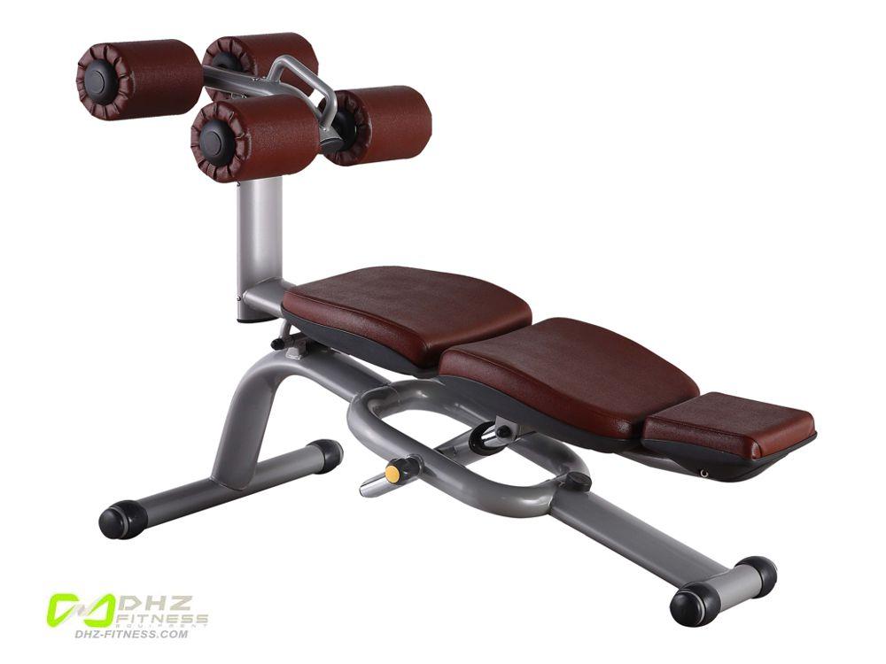 DHZ Fitness Allant A800 A815 Скамья для пресса регулируемая