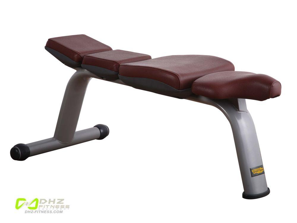 DHZ Fitness Allant A800 A816 Скамья горизонтальная