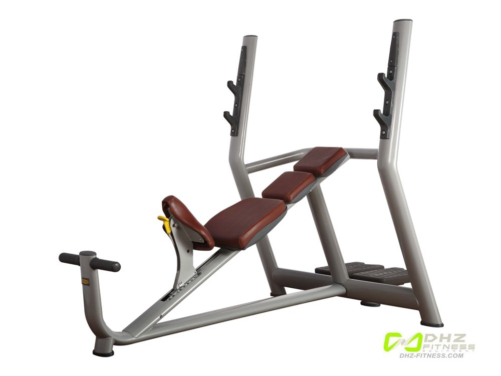 DHZ Fitness Allant A800 A819 Скамья жим от груди положительный угол