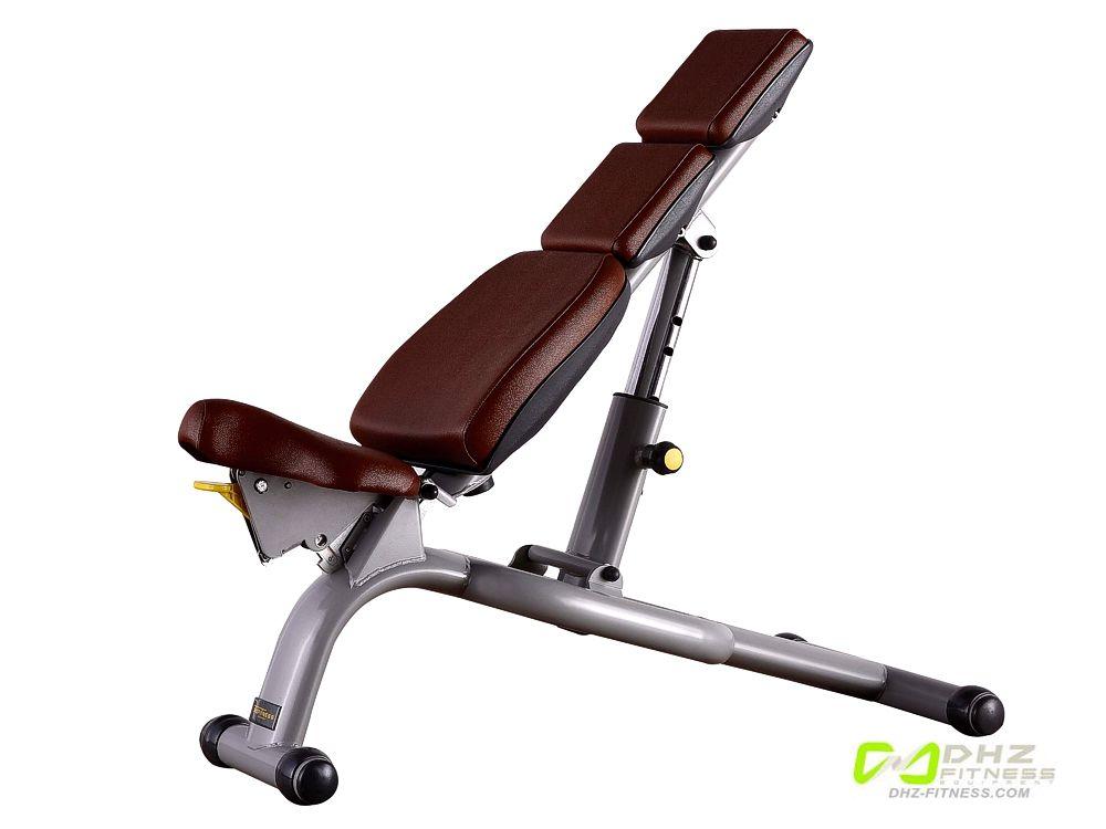 DHZ Fitness Allant A800 A820 Скамья универсальная