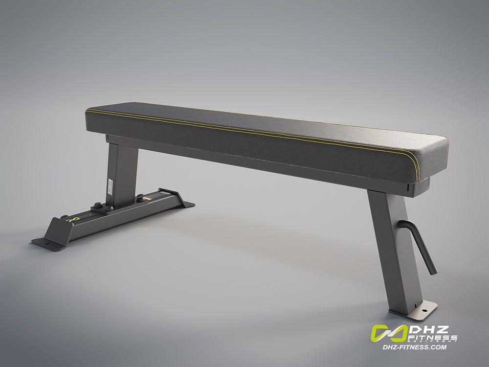 DHZ Fitness Style I Pro E4000 E1036 Скамья прямая (горизонтальная)