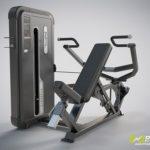 DHZ Fitness Mini Apple A3000 A3006 Жим от плеч