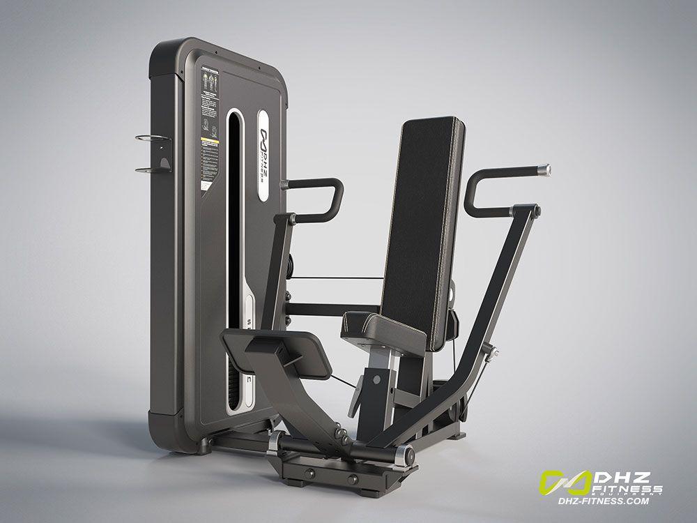 DHZ A-3008 Жим от груди вертикальный (Vertical Press)