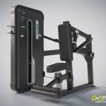 DHZ Fitness Mini Apple A3000 A3026 Трицепс-машина отжимание
