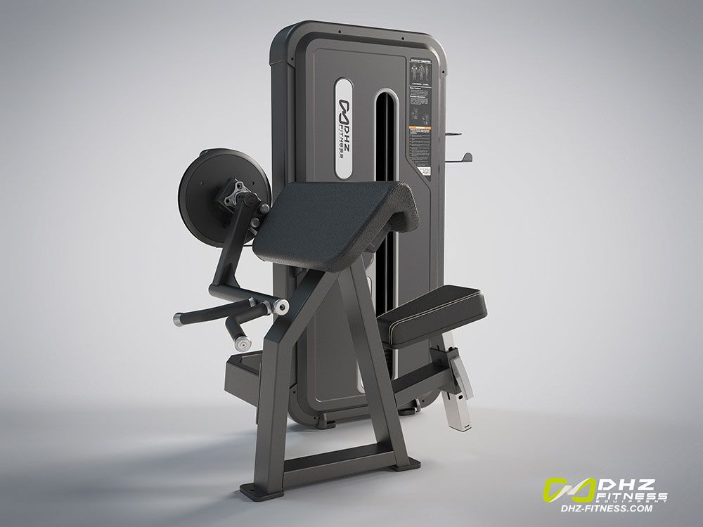 DHZ Fitness Mini Apple A3000 A3030 Бицепс-машина