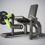DHZ Fitness Plate Load Y900Z Y960Z Разгибание ног