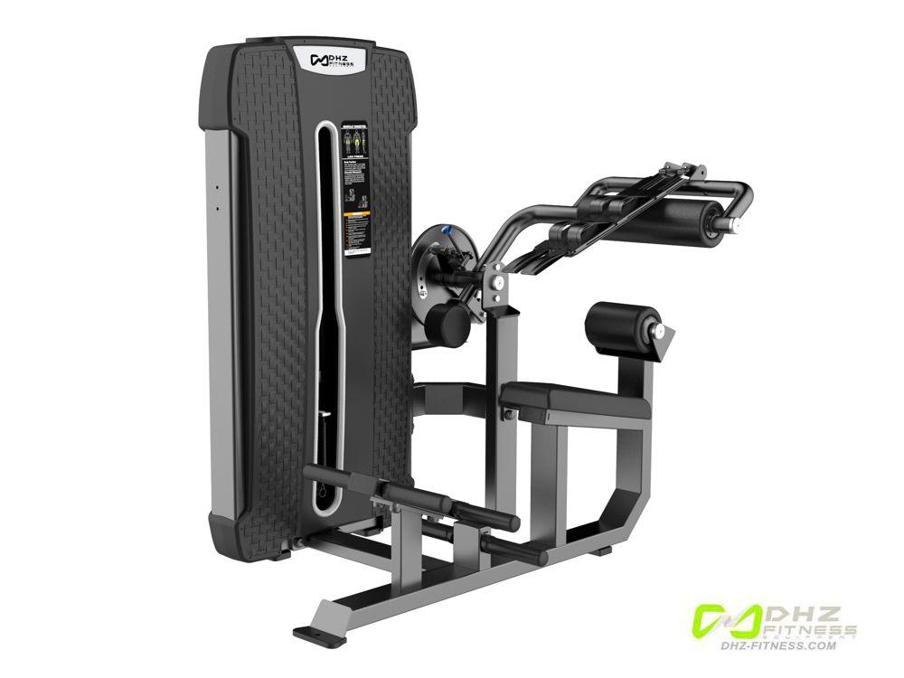 DHZ A4088 Пресс машина / разгибание спины