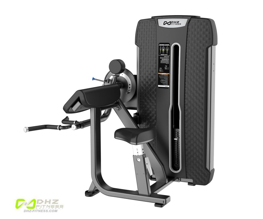 DHZ Fitness Style I Pro E4000 E4087 Бицепс / трицепс машина