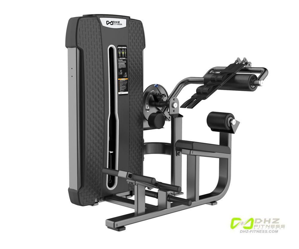 DHZ Fitness Style I Pro E4000 E4088 Пресс машина / разгибание спины