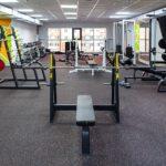 DHZ Fitness фитнес клуб тренажерный зал фото