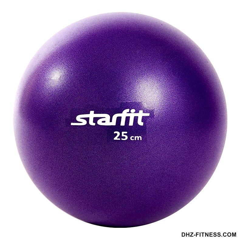GB-901 Мяч для пилатес 25 см фиолетовый