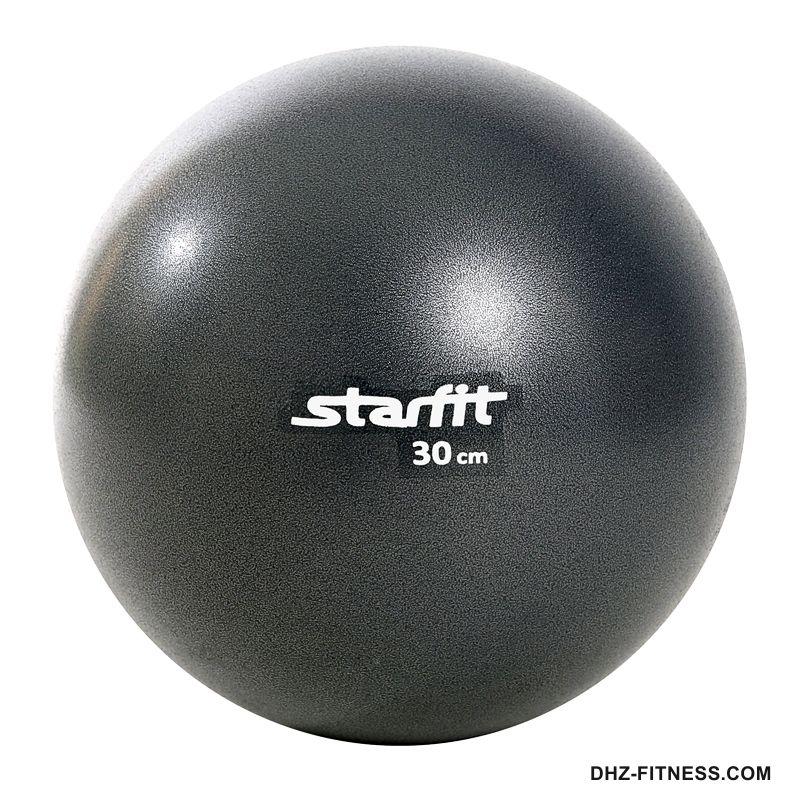 GB-901 Мяч для пилатес 30 см серый
