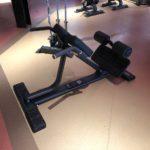 DHZ Fitness Fusion Pro E7045 Гиперэкстензия 45°DHZ Fitness Fusion Pro E7045 Гиперэкстензия 45°