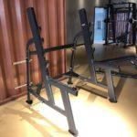 DHZ Fitness Fusion Pro E7050 Стойка для приседаний