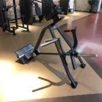 DHZ Fitness Fusion Pro E7061 Т-образная тяга свободный вес