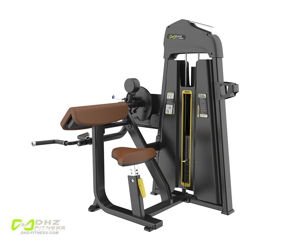 DHZ Fitness Evost E1000 E1087 Бицепс / трицепс машина