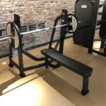 DHZ Fitness Prestige Pro E7043A Скамья жим от груди горизонтальный