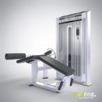 DHZ Fitness Prestige Pro E7001A Сгибание ног лежа