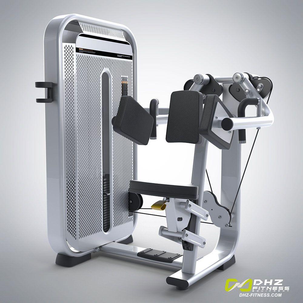 DHZ Fitness Fusion Pro E7005 Дельтовидные разводка