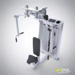 DHZ Fitness Prestige Pro E7007A Баттерфляй / задняя дельта