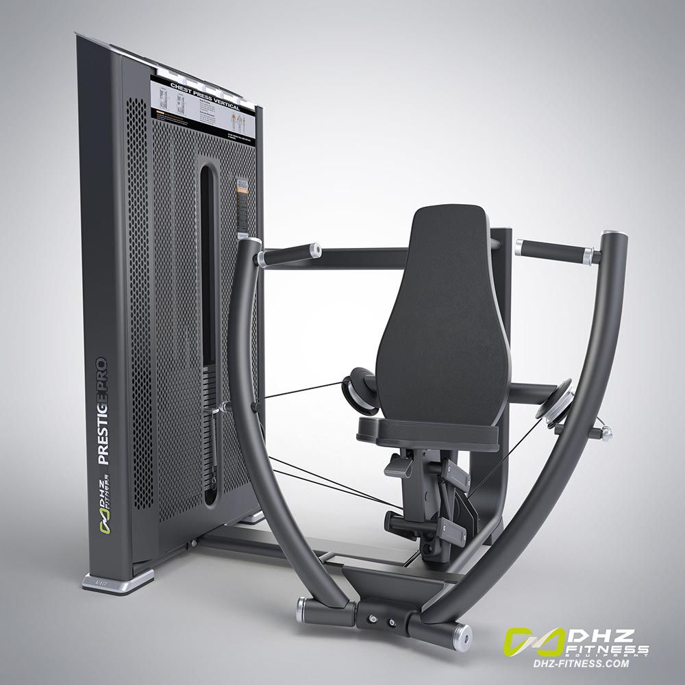 DHZ Fitness Prestige Pro E7008A Жим от груди