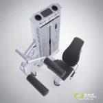 DHZ Fitness Prestige Pro E7023A Сгибание ног сидя