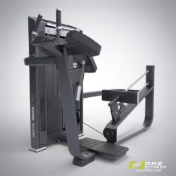 DHZ E-7024A Глют-машина. Ягодичные (Glute Isolator)
