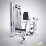 DHZ Fitness Prestige Pro E7034A Тяга с упором в грудь
