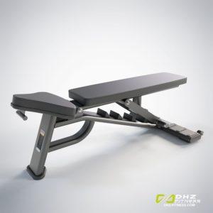 DHZ Fitness Prestige Pro E7039 Скамья универсальная фото